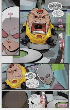 Extrait de Unbelievable Gwenpool (The)  (Marvel comics - 2016) -2- The Unbelievable Gwenpool #2