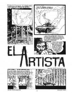 Extrait de Dossier Negro -45- El pozo del horror