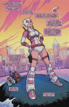 Extrait de Unbelievable Gwenpool (The)  (Marvel comics - 2016) -5- The Unbelievable Gwenpool #5