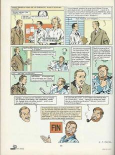 Extrait de Blake et Mortimer (Les aventures de) (Historique) -8c1972- Le Piège diabolique