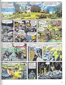 Extrait de Leão Negro (As aventuras de) -1- O filhote