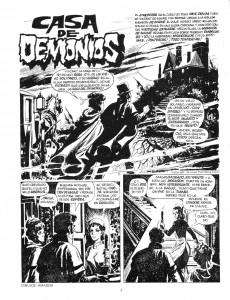 Extrait de Dossier Negro -54- Conde Drácula
