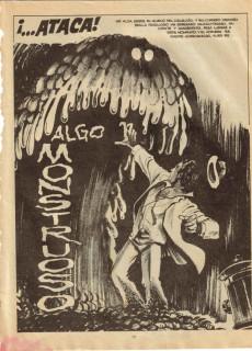 Extrait de Dossier Negro -59- El cráneo del conde