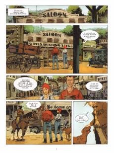 Extrait de Julie Doohan -2- Wild mustang saloon