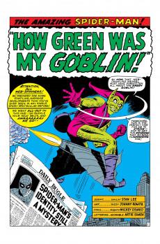 Extrait de Amazing Spider-Man (The) Vol.1 (Marvel comics - 1963) -OMNI02c- The Amazing Spider-Man Omnibus Vol. 2
