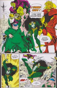 Extrait de Marvel Comics - La collection (Hachette) -174153- La Guerre de L'Infini : Première Partie