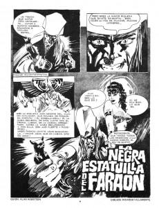 Extrait de Dossier Negro -62- Los monstruos de la polución