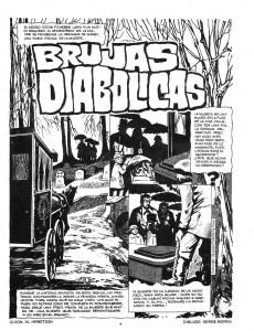 Extrait de Dossier Negro -65- El castillo de los vampiros