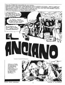 Extrait de Dossier Negro -67- La saga del monstruo de Frankenstein