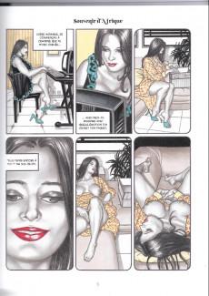 Extrait de Les grands Classiques de la Bande Dessinée érotique - La Collection -122120- Giovanna ! si ! - tome 2