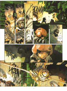 Extrait de Le mur -3- Homo homini spes