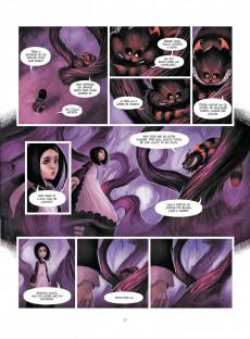 Extrait de Clássicos da Literatura em BD -2- Alice no país das maravilhas