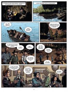Extrait de Clássicos da Literatura em BD -5- As aventuras de Tom Sawyer