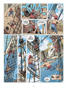 Extrait de Clássicos da Literatura em BD -6- A ilha do tesouro