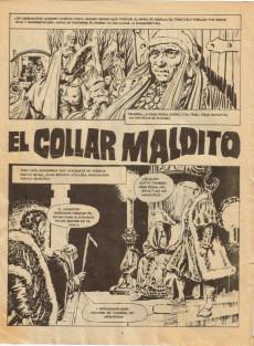 Extrait de Dossier Negro -73- El collar maldito