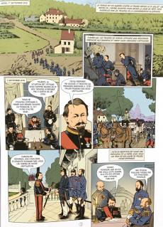 Extrait de Histoire de France en bande dessinée -44- La Commune de Paris la semaine sanglante 18 mars-28 mai 1871