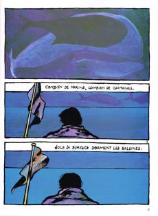 Extrait de Le chant des baleines - Le Chant des baleines