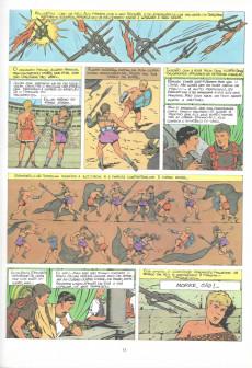 Extrait de Alix (en portugais) -6- As legiões perdidas