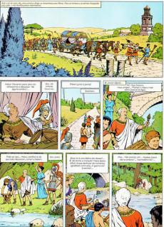 Extrait de Alix (en portugais) -8- O túmulo etrusco