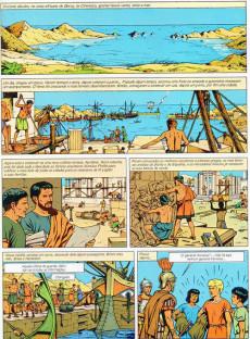 Extrait de Alix (en portugais) -8- O deus selvagem