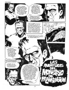 Extrait de Dossier Negro -77- La saga de las víctimas
