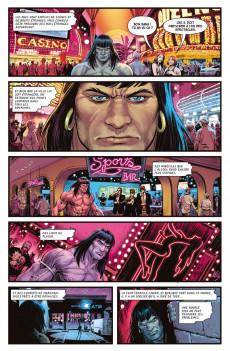 Extrait de Conan : La couronne du serpent - Conan - Bataille pour la couronne du serpent