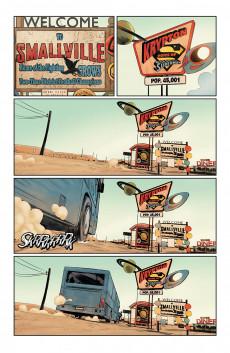 Extrait de Future State: Superman: Worlds of War (DC Comics - 2021) -1- The Many Lives of Clark Kent