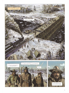 Extrait de Wild West (Gloris/Lamontagne) -2- Wild bill