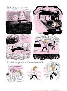 Extrait de Nowhere girl - Nowhere girl - Beatles-addict, le récit d'une phobie scolaire