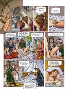 Extrait de Les reines de sang - Roxelane, la joyeuse -2- Volume 2