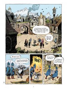 Extrait de Donjon Antipodes - --9999- L'inquisiteur mégalomane
