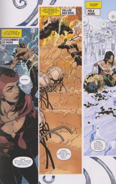 Extrait de Marvel Comics - La collection (Hachette) -175139- Docteur Strange : Le Crépuscule de la Magie