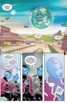 Extrait de Les gardiens de la galaxie (100% Marvel - 2021) -1- Alors, c'est nous