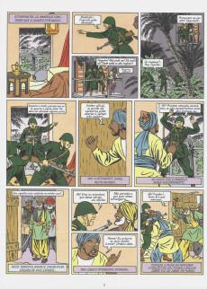Extrait de Blake e Mortimer (en portugais) (Público - Edições ASA) -2- O segredo do Espadão - Tomo II: A evasão de Mortimer