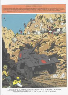 Extrait de Blake e Mortimer (en portugais) (Público - Edições ASA) -3- O segredo do Espadão - Tomo III: SX1 contra-ataca