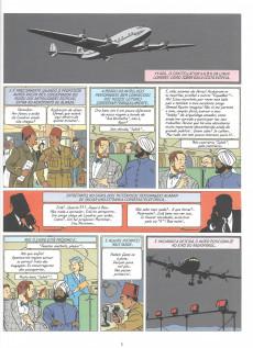 Extrait de Blake e Mortimer (en portugais) (Público - Edições ASA) -4- O mistério da Grande Pirâmide - Tomo I: O papiro de Maneton