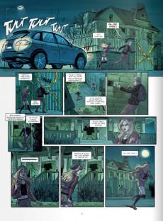 Extrait de Hella & les Hellboyz -1- Tout Droit en enfer