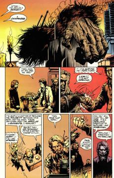 Extrait de Mary Shelley's Frankenstein (Topps comics - 1994) -1- Issue # 1
