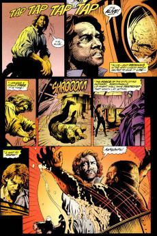 Extrait de Mary Shelley's Frankenstein (Topps comics - 1994) -2- Issue # 2