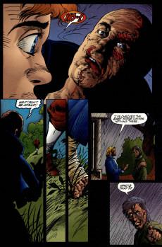 Extrait de Mary Shelley's Frankenstein (Topps comics - 1994) -3- Issue # 3