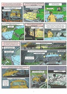 Extrait de Blake e Mortimer (en portugais) (Público - Edições ASA) -8- S.O.S. meteoros - Mortimer em Paris