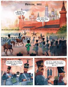 Extrait de Le tambour de la Moskova - Le Tambour de la Moskova