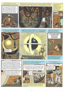 Extrait de Blake e Mortimer (en portugais) (Público - Edições ASA) -9- A armadilha diabólica