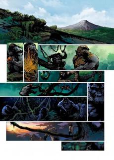 Extrait de Tarzan (Bec/Subic) -1- Tarzan