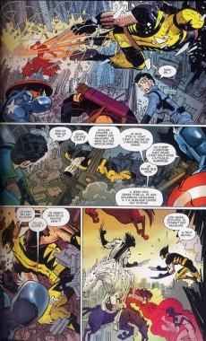 Extrait de Avengers (The) (Brian Michael Bendis) - L'Âge des Héros