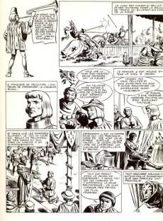 Extrait de Le chevalier blanc -8- L'Ombre du Glaive