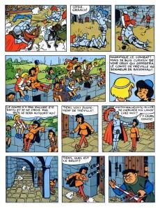 Extrait de Johan et Pirlouit -1- Le châtiment de Basenhau