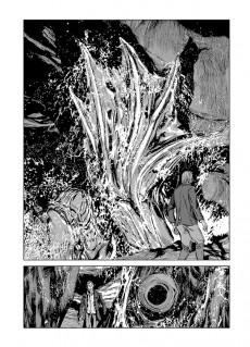 Extrait de Les chefs-d'œuvre de Lovecraft -6- Celui qui hantait les ténèbres