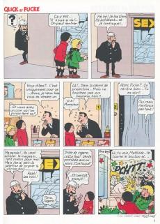 Extrait de Pastiches -3- École franco-belge - 2