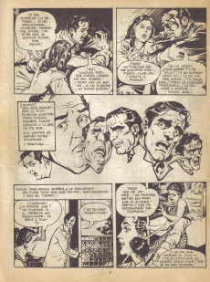 Extrait de Dossier Negro -97- El hombre eternidas